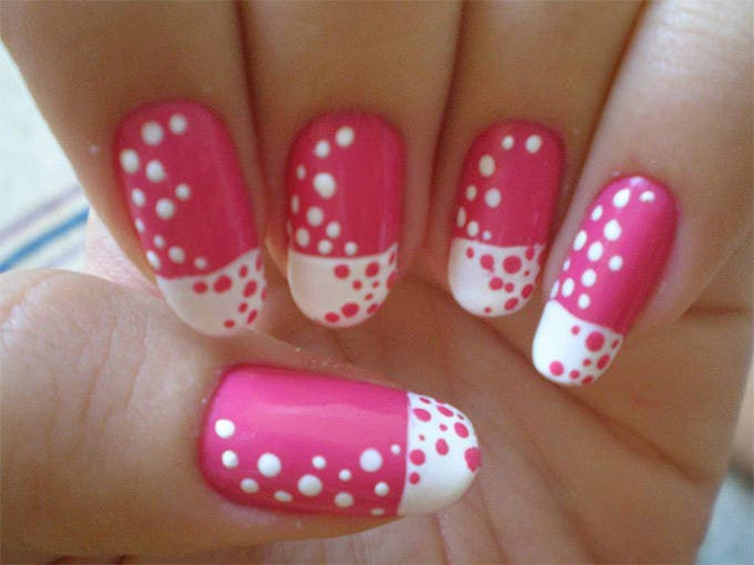 acrylic nails designs picture