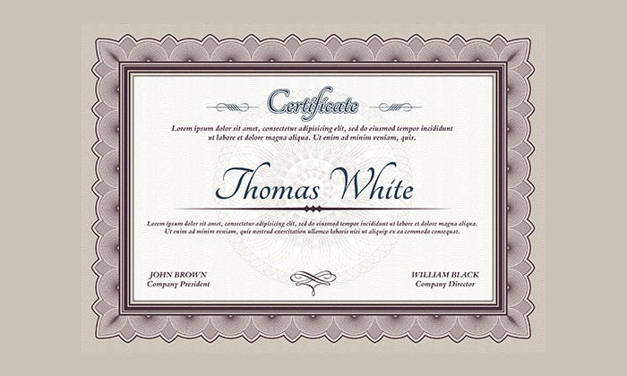 84 psd certificate templates free psd format download free certificate psd template download yadclub Image collections