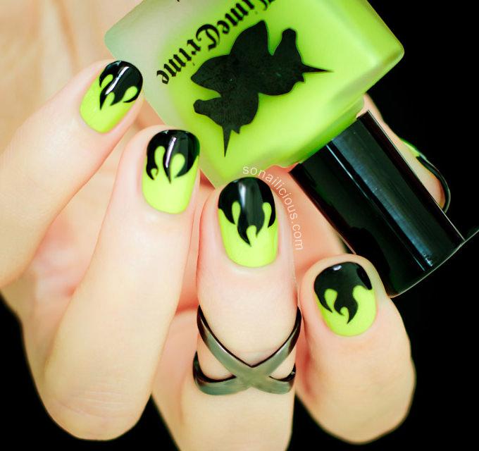 25+ Halloween Nail Art Designs and Ideas | Free & Premium Templates