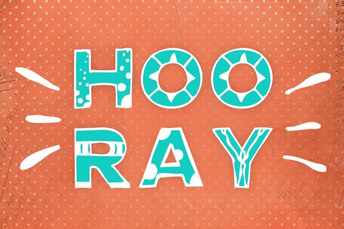 Hoooray