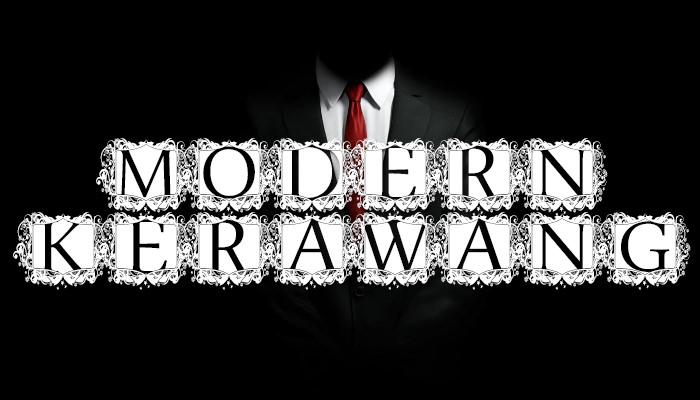 modern kerawang