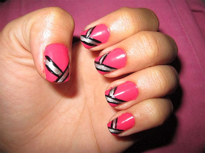 30 Easy And Amazing Nail Art Designs For Beginners Free
