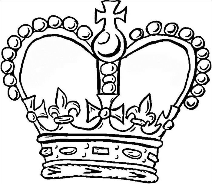 Crown Template Free Templates