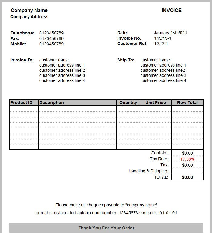Occupyhistoryus  Scenic  Free Tax Invoice Templates  Free Amp Premium Templates With Exquisite Simple Tax Invoice Template With Endearing Invoice Books Personalised Also What Does A Pro Forma Invoice Mean In Addition Blank Printable Invoices And Gst Invoice Format As Well As Filemaker Invoice Additionally Cloud Invoicing Software From Templatenet With Occupyhistoryus  Exquisite  Free Tax Invoice Templates  Free Amp Premium Templates With Endearing Simple Tax Invoice Template And Scenic Invoice Books Personalised Also What Does A Pro Forma Invoice Mean In Addition Blank Printable Invoices From Templatenet