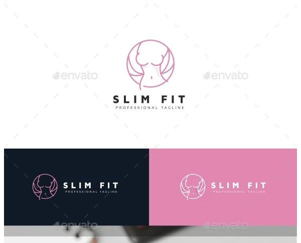 slim fit logo2