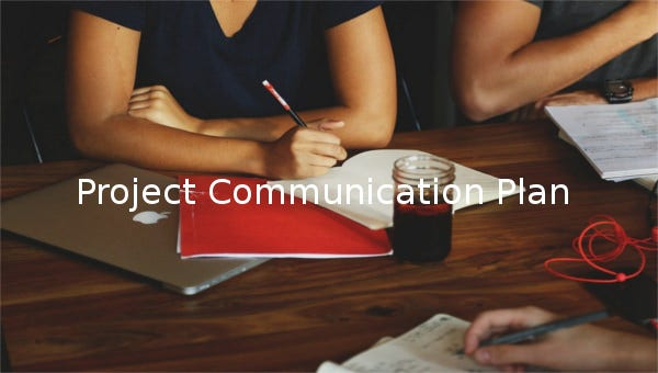 projectcommunicationplantemplates