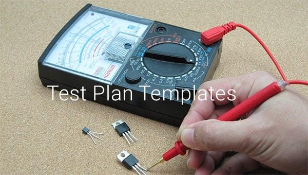 test plan template1