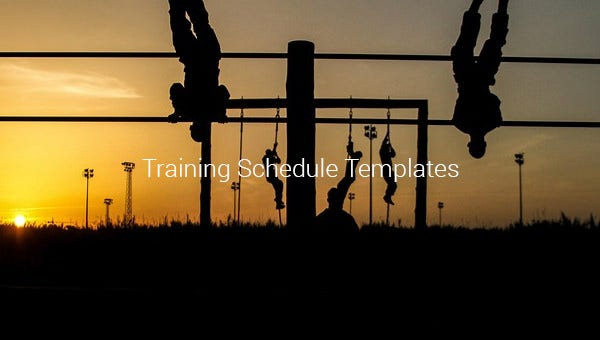 trainingscheduletemplates