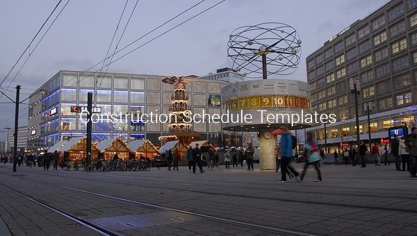 constructionscheduletemplates