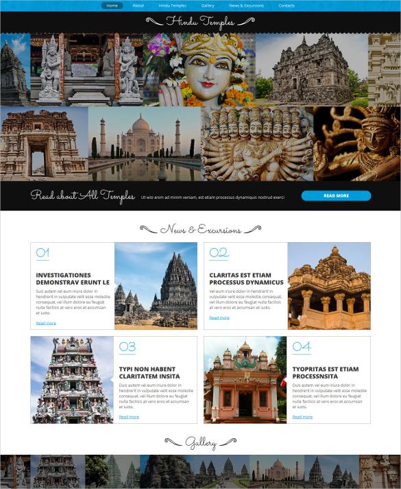 Hinduism Spiritual Responsive Joomla Template