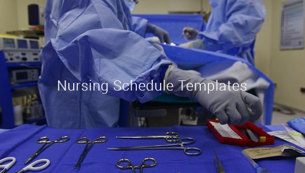 nursingscheduletemplates