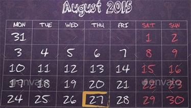 10 sample school calendar templates free download
