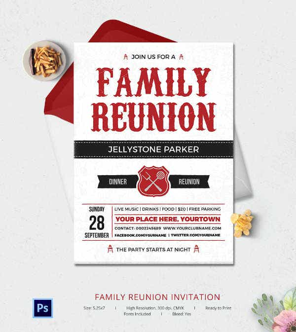 Doc648568 Family Reunion Templates 17 Best ideas about Family – Free Family Reunion Invitation Templates