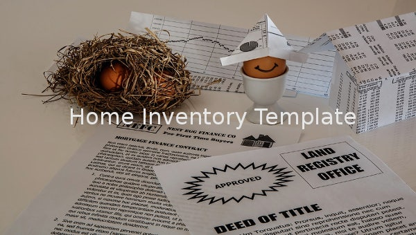 homeinventorytemplate