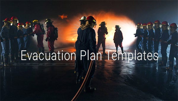 evacuationplantemplate