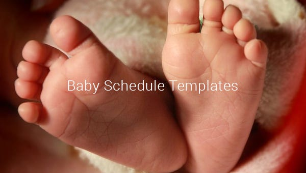 babyscheduletemplates