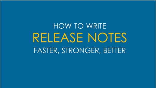 release notetemplate
