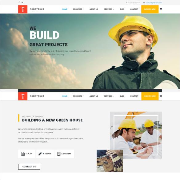 Plumber Service Joomla Template