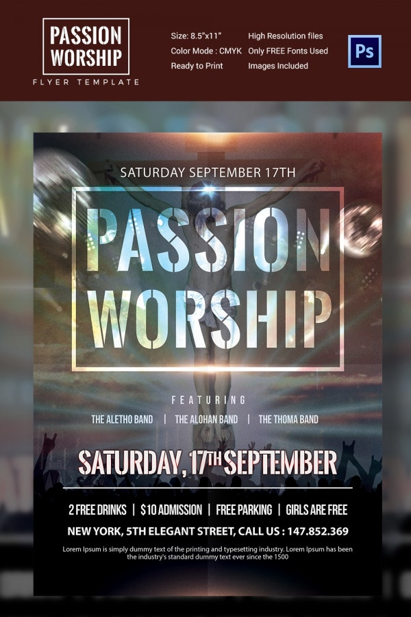 Passion Worship Conference