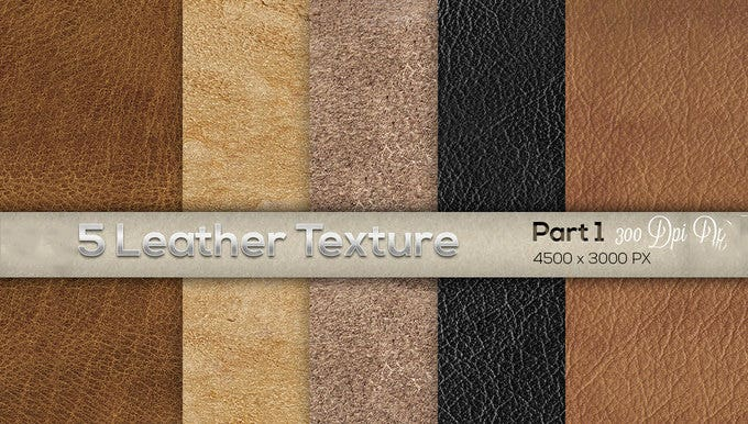 139718 5 leather texture