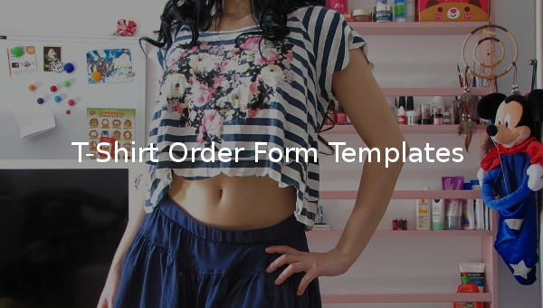 tshirtorderformtemplates