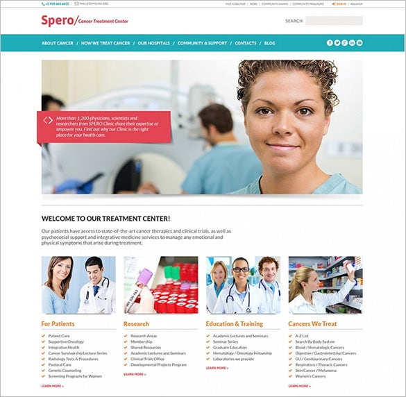 rehabilitation medicalresponsive wordpress theme1