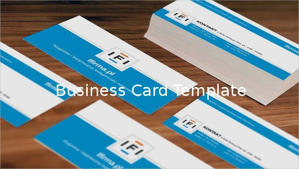 17 Business Card Templates Word Psd