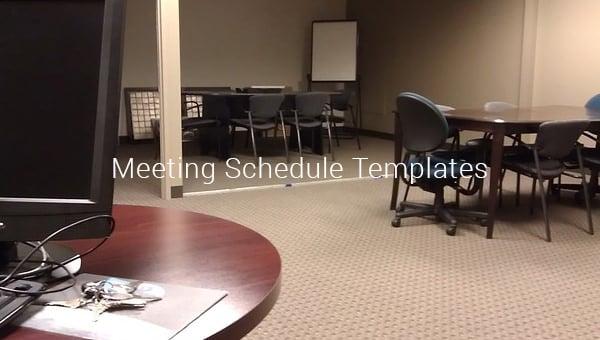 meetingscheduletemplates