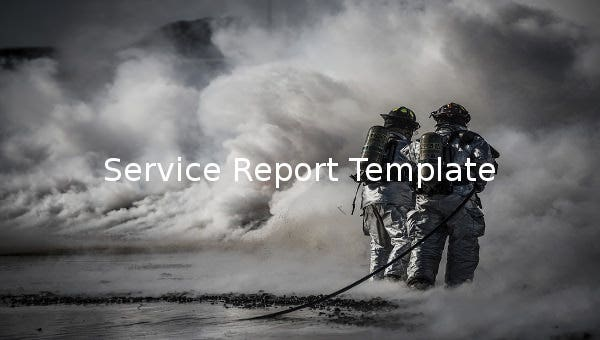 servicereporttemplate