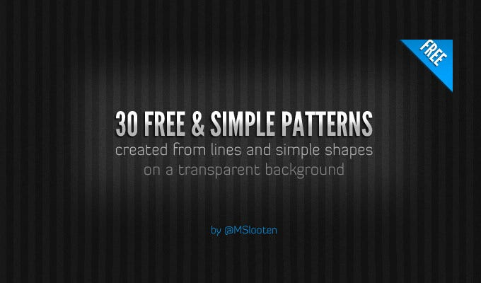 30 simple patterns 190363888