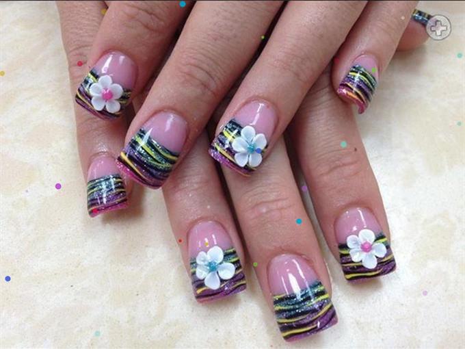 3d nail design image