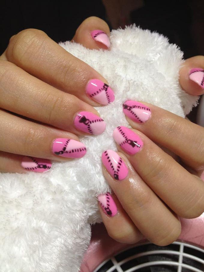 3d nail designs picture