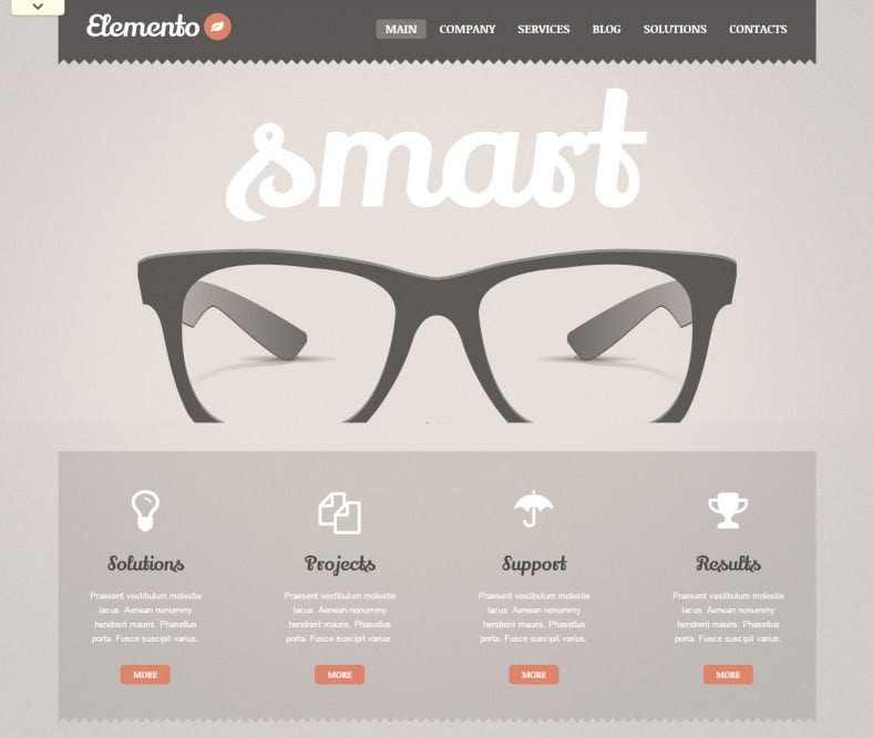 Consulting Bureau Responsive WordPress Theme