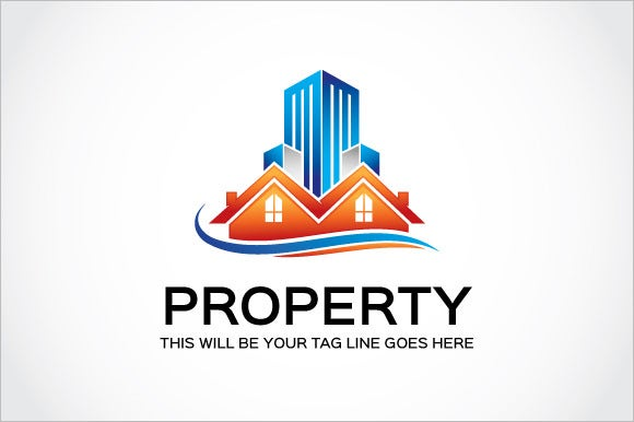 amazhing property construction company logo