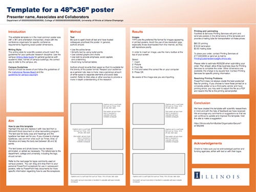 academic poster templates - gse.bookbinder.co, Powerpoint templates