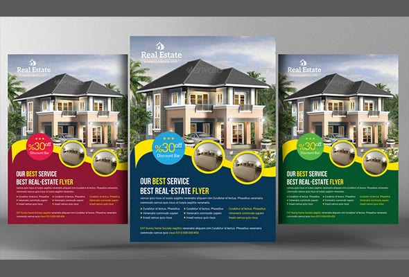 Open House Flyer Templates – 39+ Free PSD Format Download | Free ...