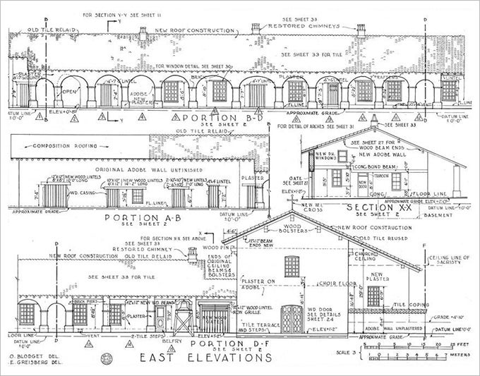 15+ Free Architectural Drawings & Ideas | Free & Premium Templates