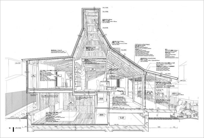 architectural perspective drawing2