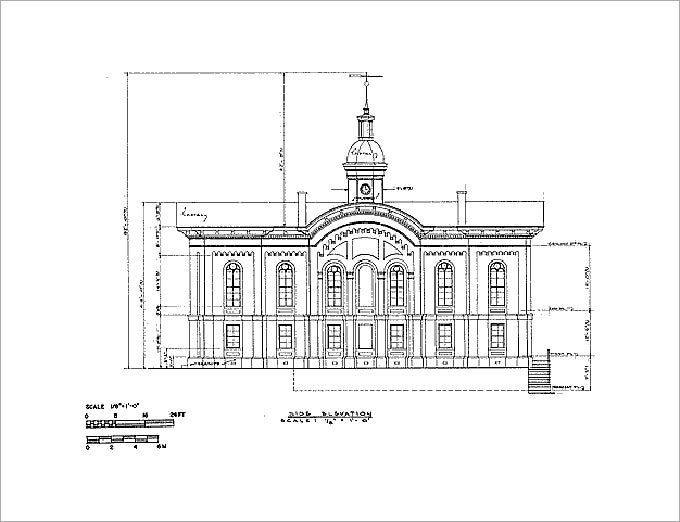 15 free architectural drawings ideas free premium for Simple architectural drawing software