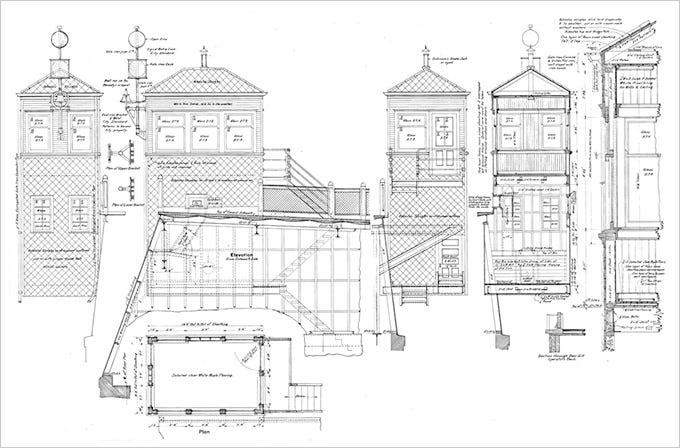 architectural working drawing1