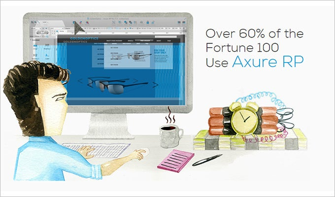 axure cloud based ux design tool