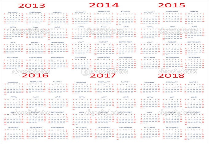 Best Academic Calendar Templates   Free Download  Free
