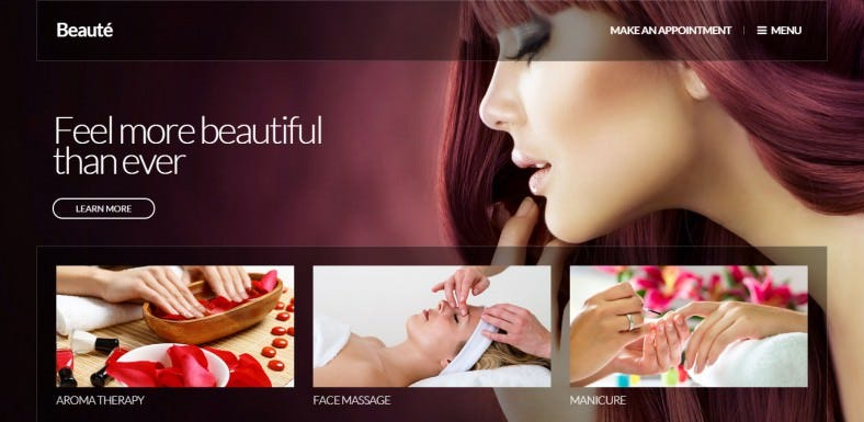 Beauty & Health WP Theme