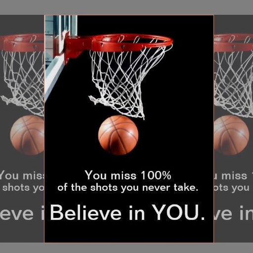 believe motivational psd posters