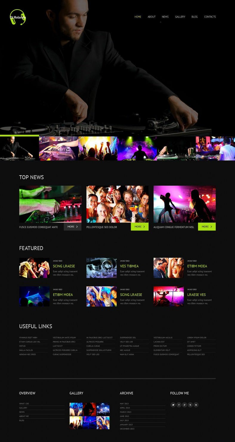best dj wordpress theme11 788x1480