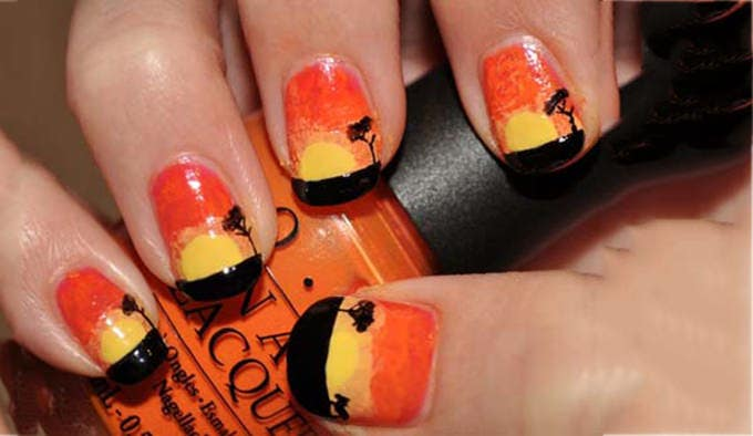 Best Fall Nail Art Design - 27+ Fall Nail Art Designs Free & Premium Templates