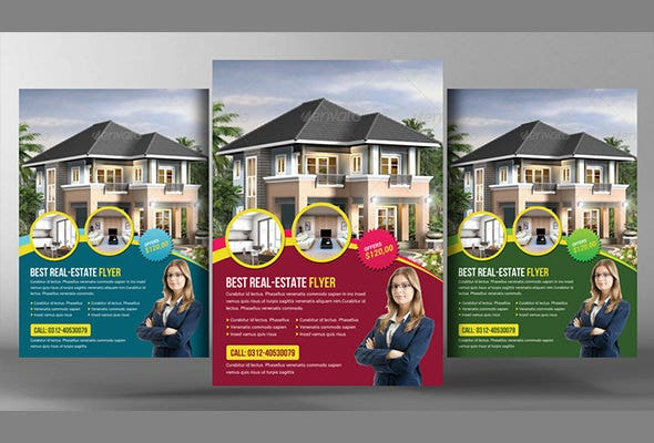 Open House Flyer Template Free - Free printable real estate flyer templates