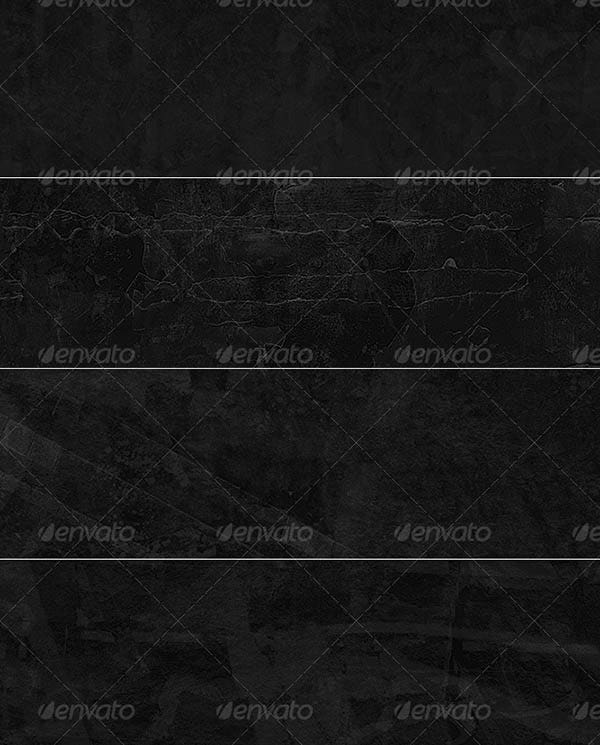black grunge texture 5 pack
