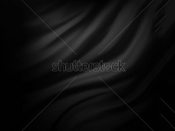black texture abstract cloth