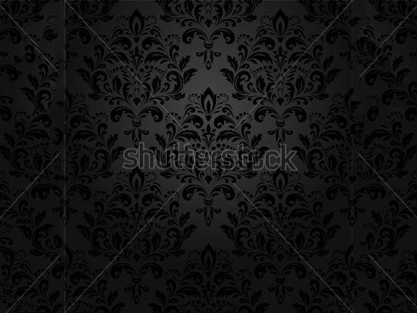 black texture tile